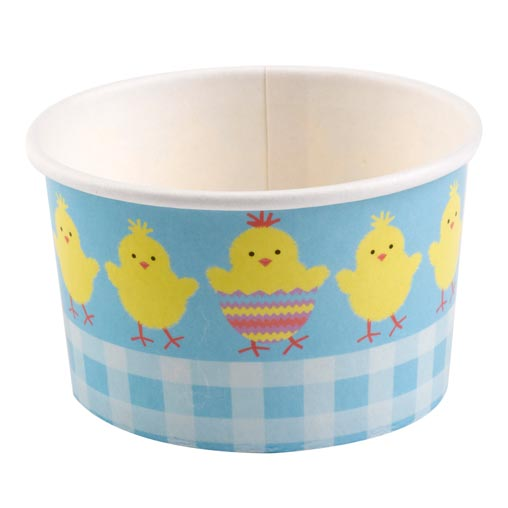 Easter Chick Sweetie Tubs