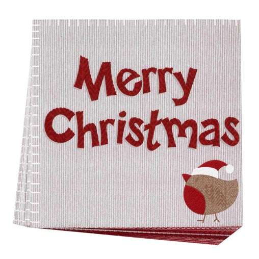 Let it Snow - Paper Napkins - 16 pack