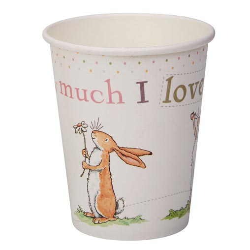 Guess How Much I Love you - Cups