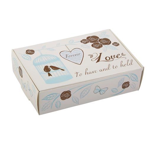 To Have And To Hold - Cake Boxes