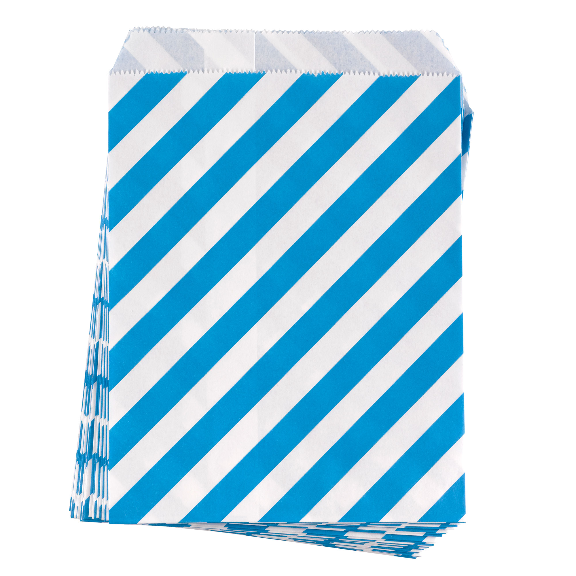 Carnival - Sweetie Bags - Stripes Blue
