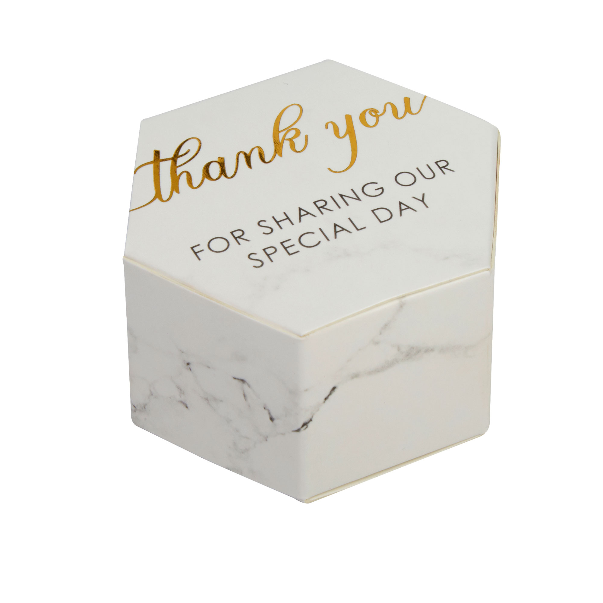 Scripted Marble - Favour Box