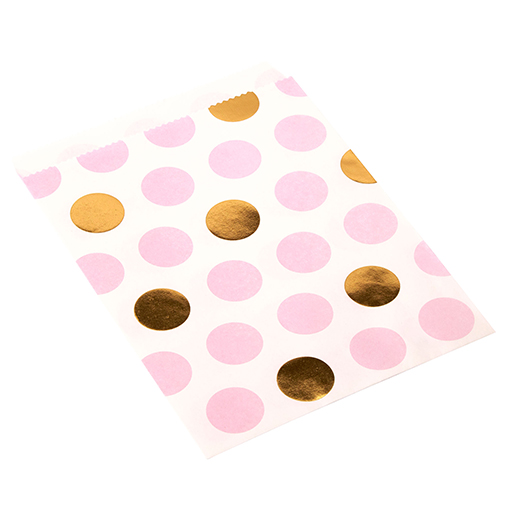 Pattern Works - Sweetie Bag Pink Dots