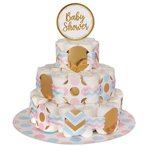 Pattern Works - Nappy Cake Decoration Kit