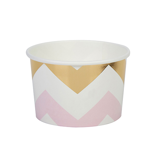 Pattern Works - Tubs Pink Chevron