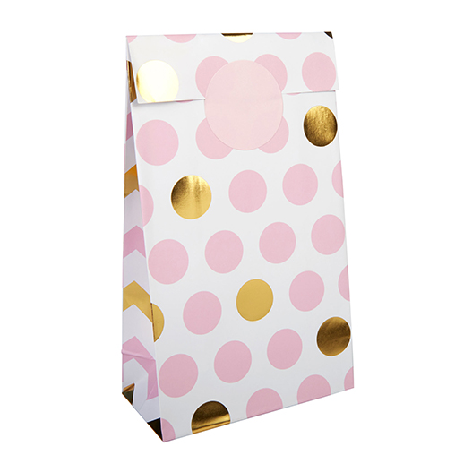 Pattern Works - Party Bag Pink