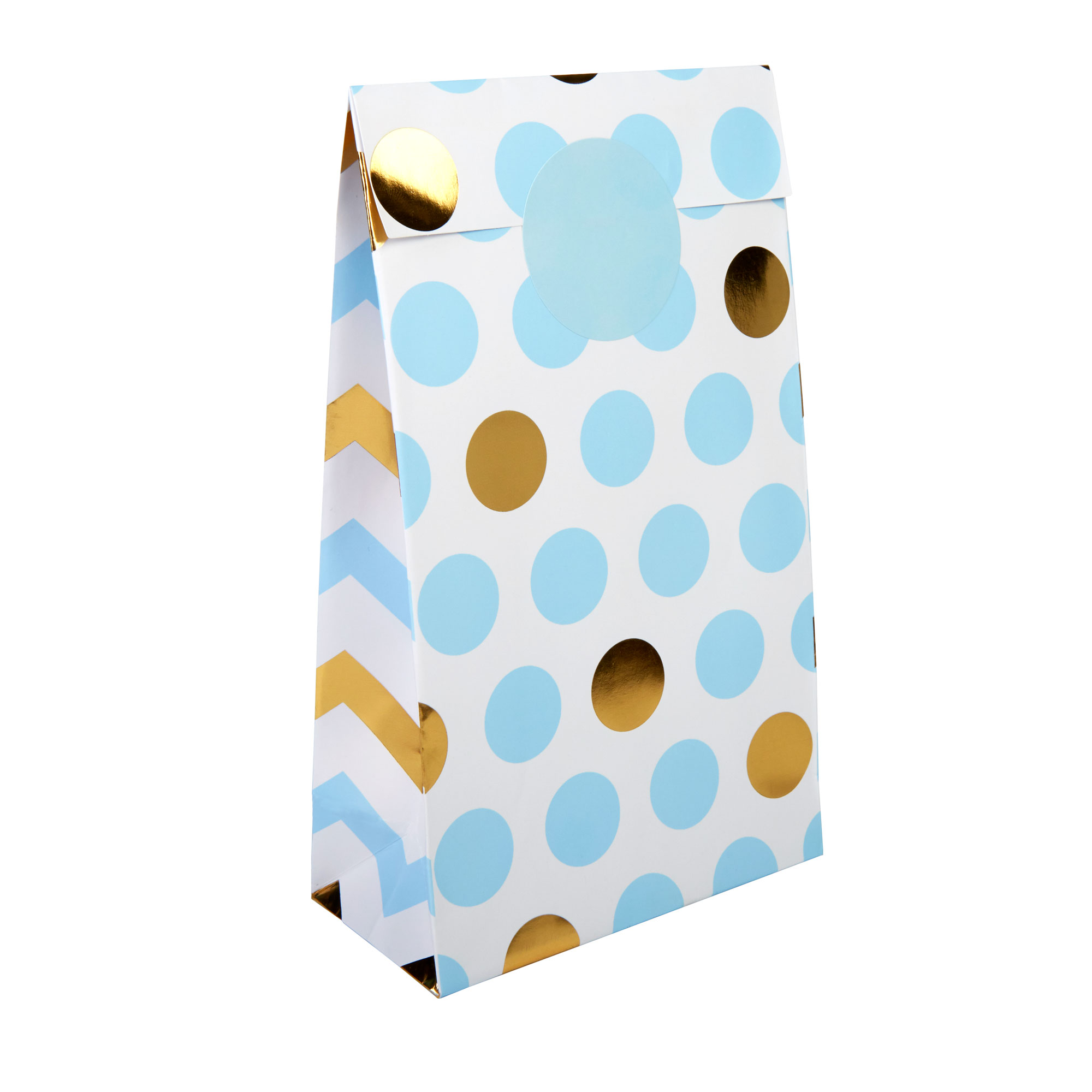 Pattern Works - Party Bag Blue