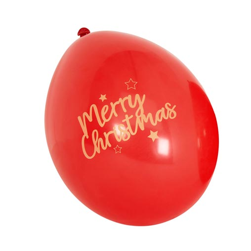 Dazzling Christmas - Balloons