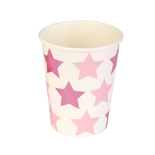 Little Star Pink - Paper Cups