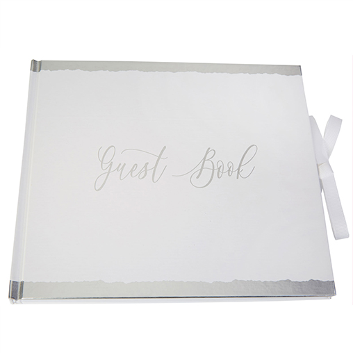 Neviti Dipped In Silver - Guest Book