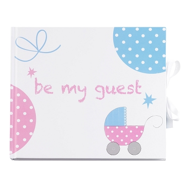 Tiny Feet - Guest Book