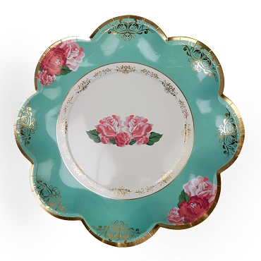 Eternal Rose - Plates